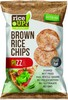 841660 Rice Up Chips 60g Pizzás